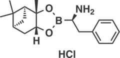 (R)-Borophenylalanine-(1S,2S,3R,5S)-(+)-2,3-Pinanediol Ester Hydrochloride
